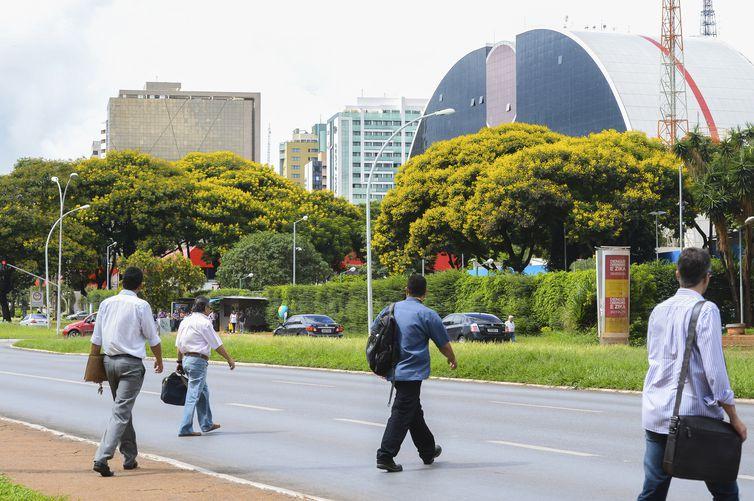 Cambuí colore  as ruas de Brasilia