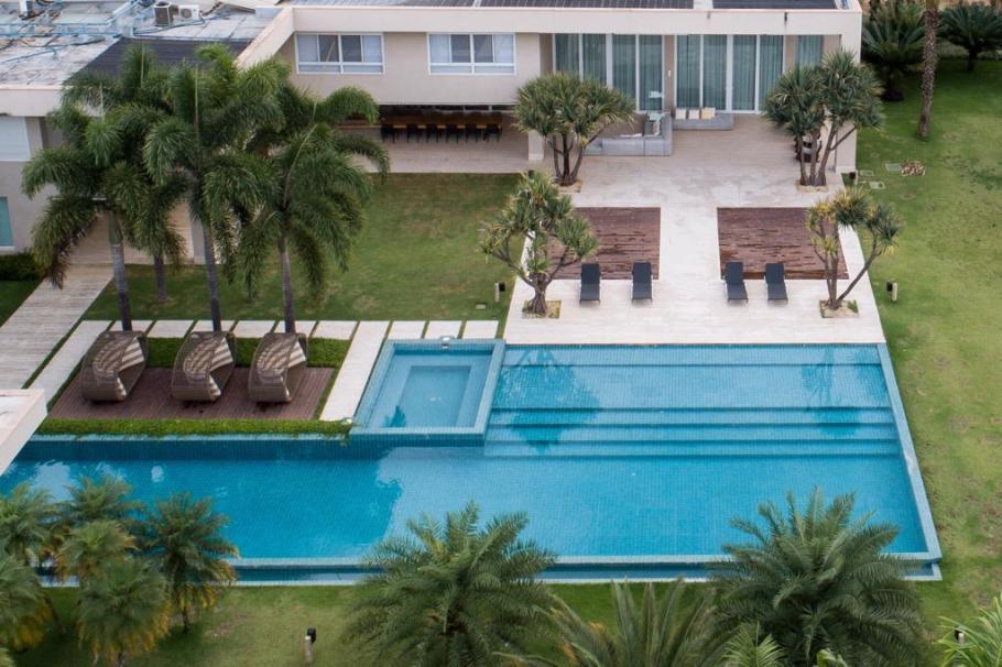 Ibaneis Rocha compra casa de luxo no Lago Sul - bernadeteallves.com