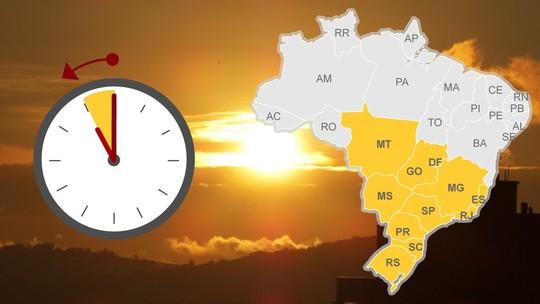 A economia pífia do horário brasileiro de verão