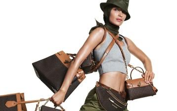 Bella Hadid nova estrela da Michael Kors - bernadetealves.com