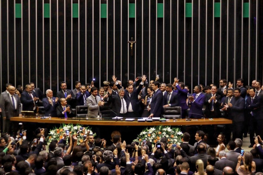 Rodrigo Maia reeleito presidente -bernadetealves.com