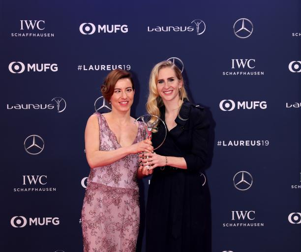 Laureus World Sports Awards 2019 - bernadetealves.com