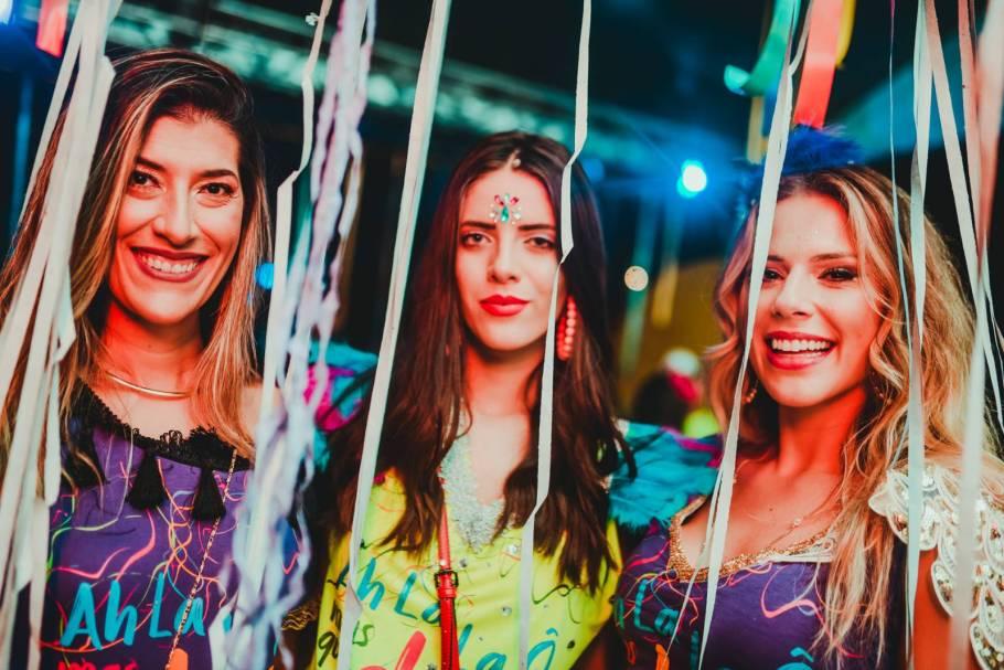 Núcleo Brasília de Decoração faz carnaval no Oliver - bernadetealves.com