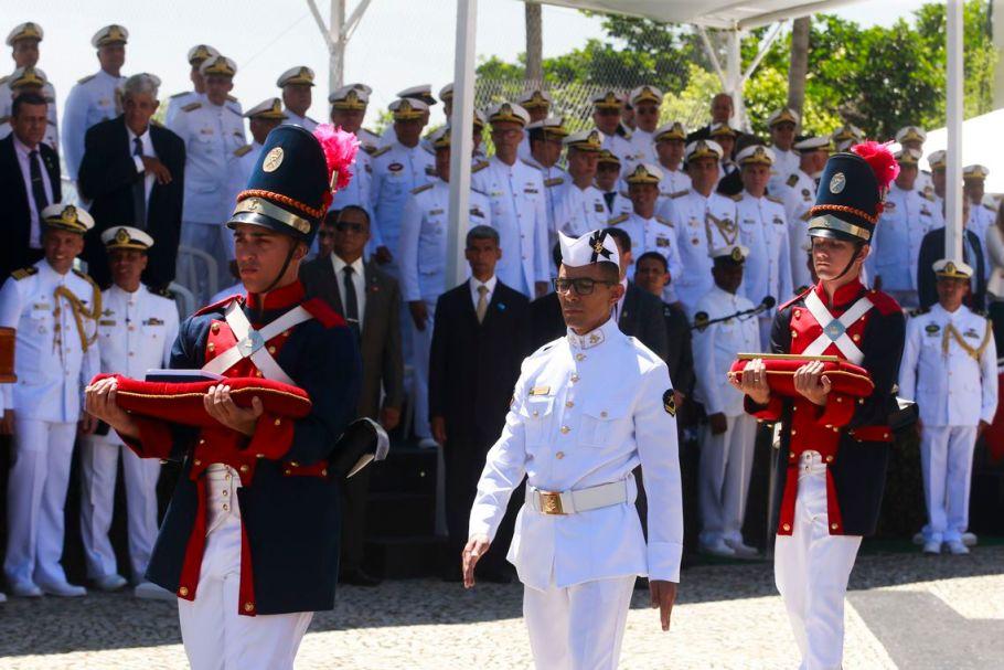 Corpo de Fuzileiros Navais celebra 211 anos - bernadetealves.com