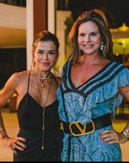 Viviane leão Piquet e Claudia Salomão