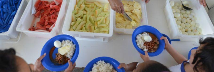 UFRJ estuda alimentação e nutrição das crianças no Brasil  - bernadetealves.com