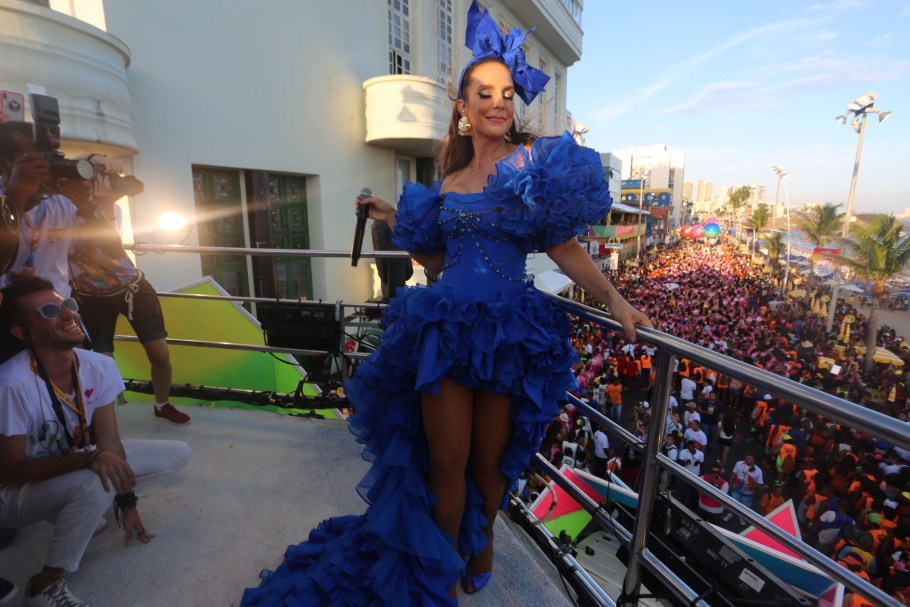 Ivete Sangalo agita Carnaval em Salvador - bernadetealves.com