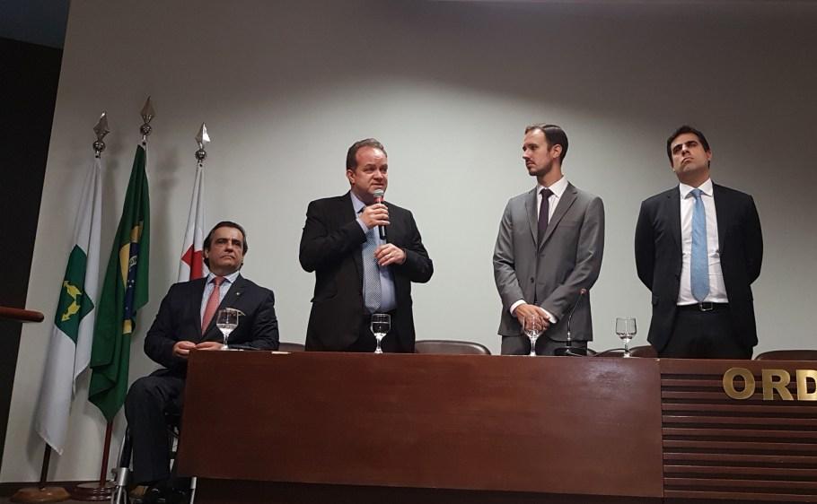 OAB/DF empossa membros de Comissões - bernadetealves.com
