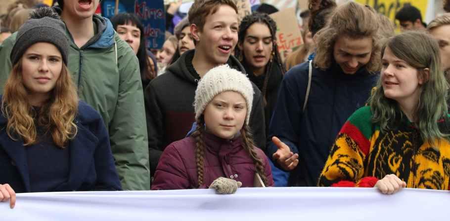 Greta Thunberg é indicada ao Nobel da Paz - bernadetealves.com