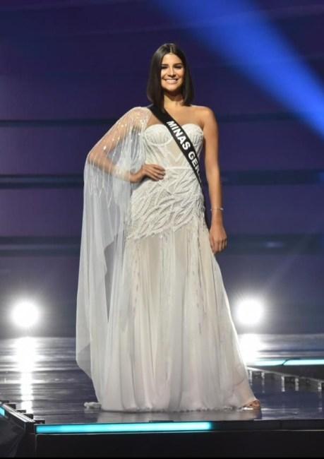 Júlia Horta foi eleita Miss Brasil BE Emotion 2019