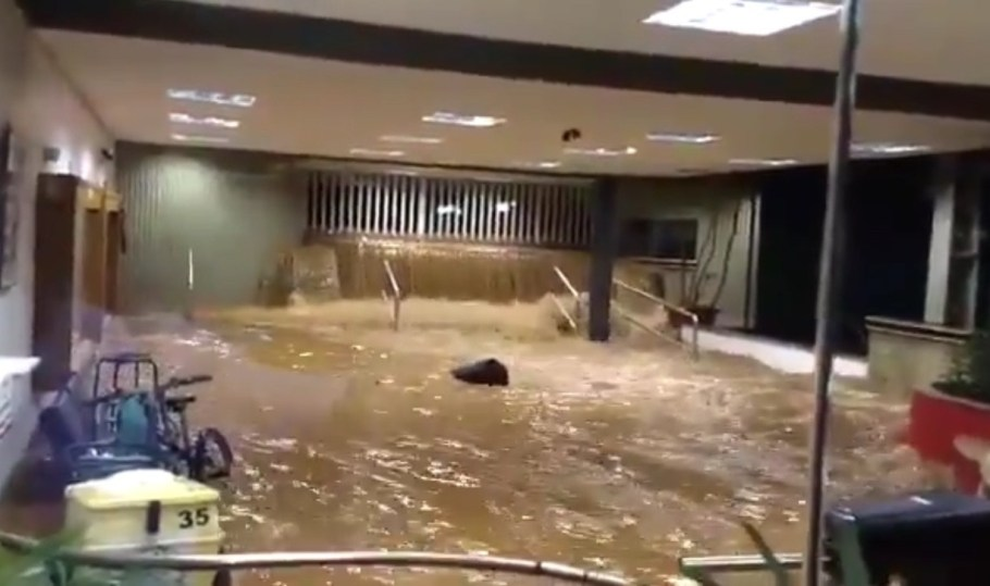 São Paulo Futebol Clube tem sede danificada - bernadetealves.com