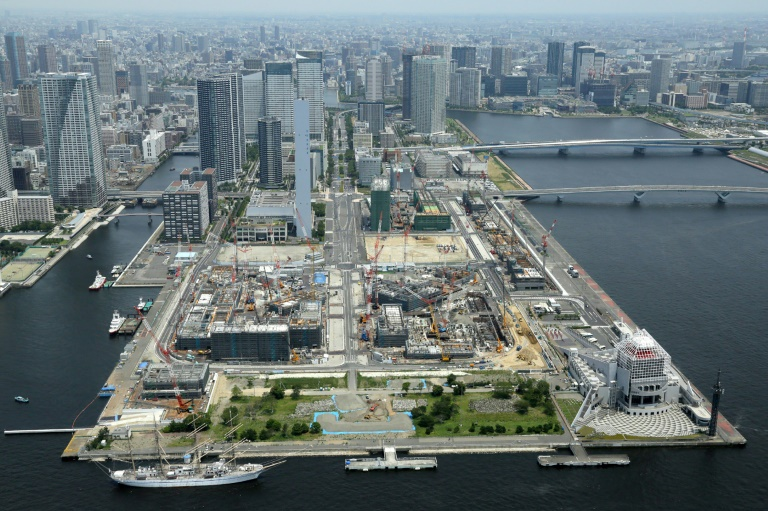 Tóquio 2020 apresenta Tocha Olímpica com tecnologia de trem-bala - bernadetealves.com