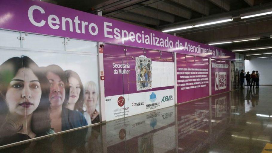 Mulher terá delegacia e suporte - bernadetealves.com