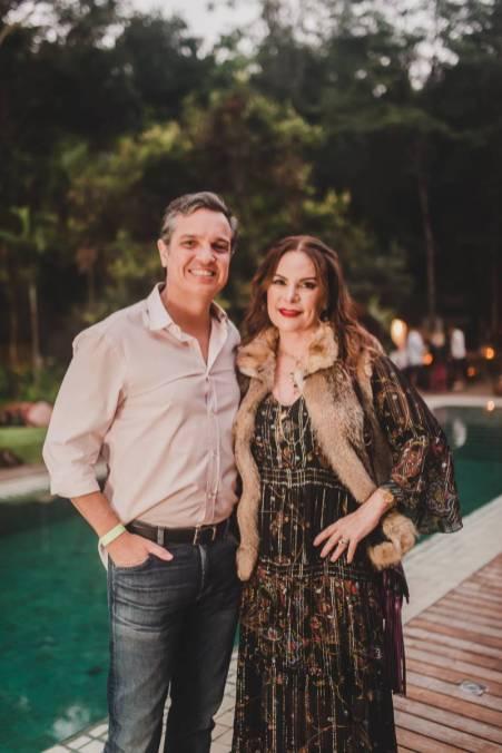Arthur Cesar Cardoso e Isabela Lira