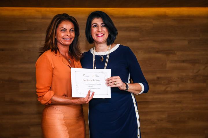 Fecomércio-DF lança Câmara da Mulher Empreendedora - Beatriz e Lizane Bufquin - Bernadete Alves