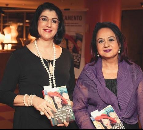 Beatriz Guimarães e Vandira Peixoto