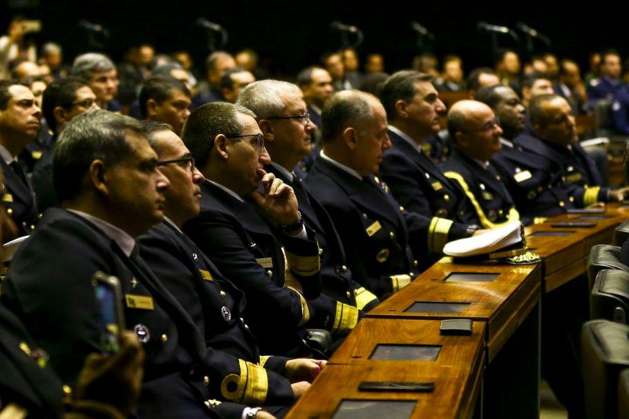 Câmara dos Deputados celebra os 154 anos  da Batalha Naval do Riachuelo - Bernadete Alves