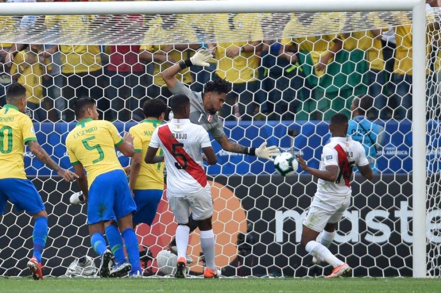 Everton desarma o Peru e Brasil goleia e avança na Copa América - Bernadete Alves Bernadete Alves