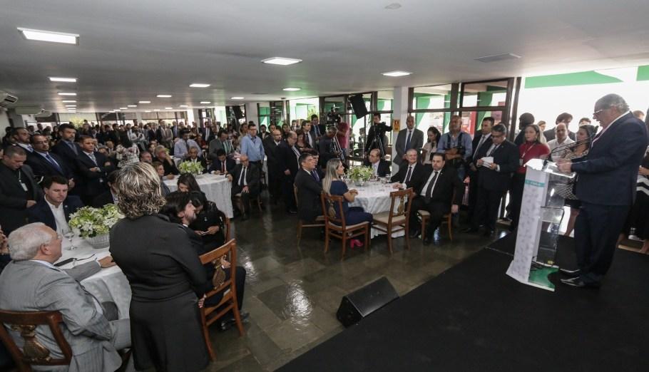 Fibra lança Agenda Legislativa 2019 -Jamal Bittar - Bernadete Alves