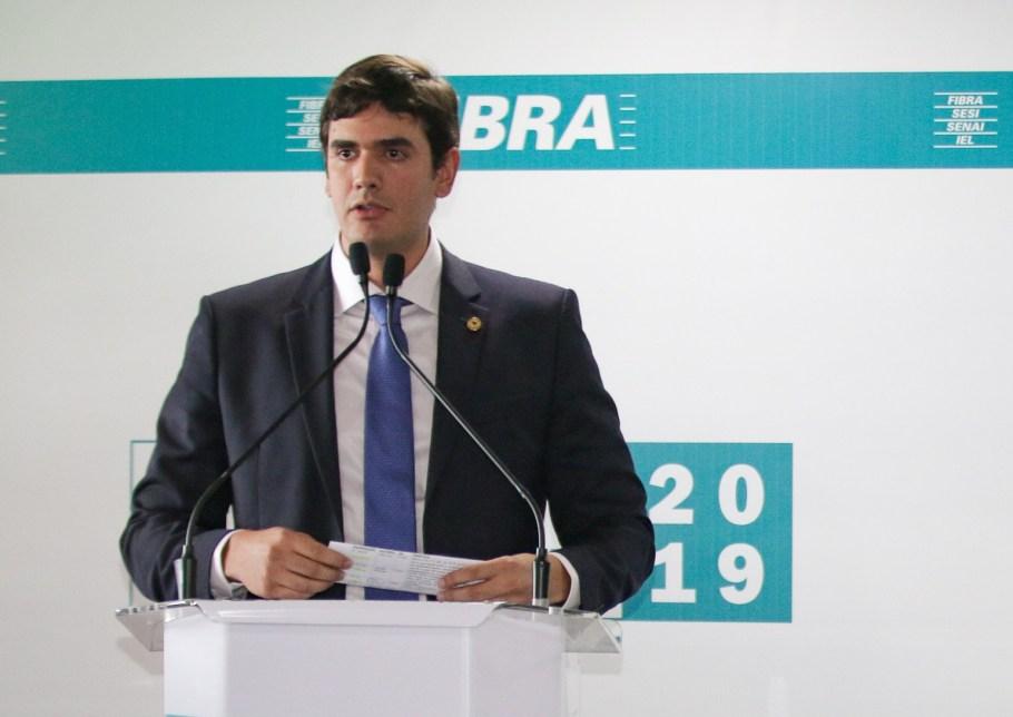 Fibra lança Agenda Legislativa 2019 -Deputado Rafael Prudente - Bernadete Alves