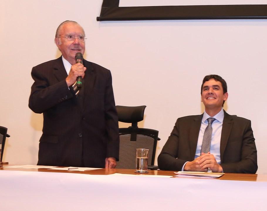 Rafael Prudente assume comando do MDB-DF com bênçãos de Sarney  - Bernadete Alves
