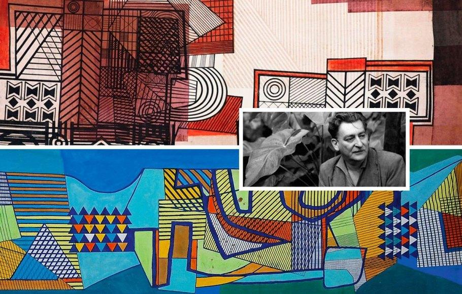 Obras de Roberto Burle Marx - Bernadete Alves