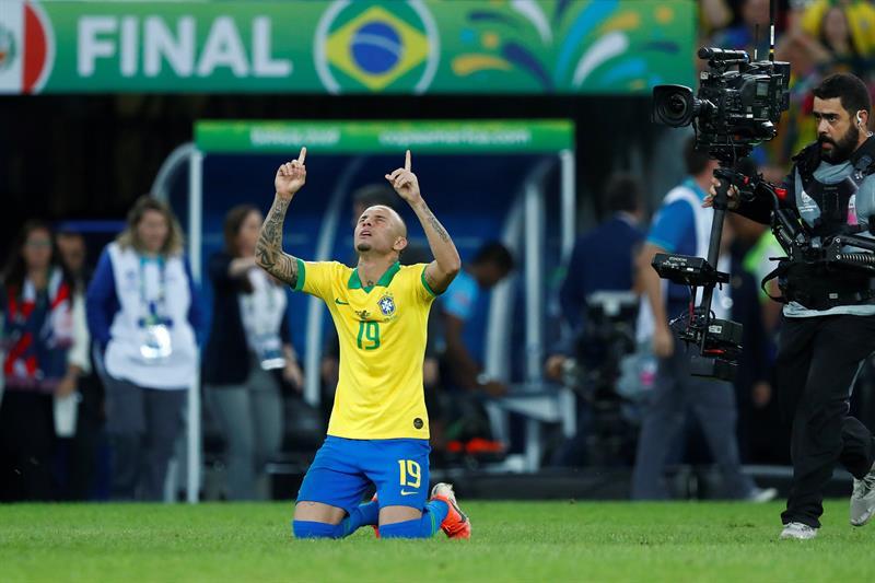 Brasil é campeão da Copa América 2019 e Tite consolida seu futebol - Bernadete Alves