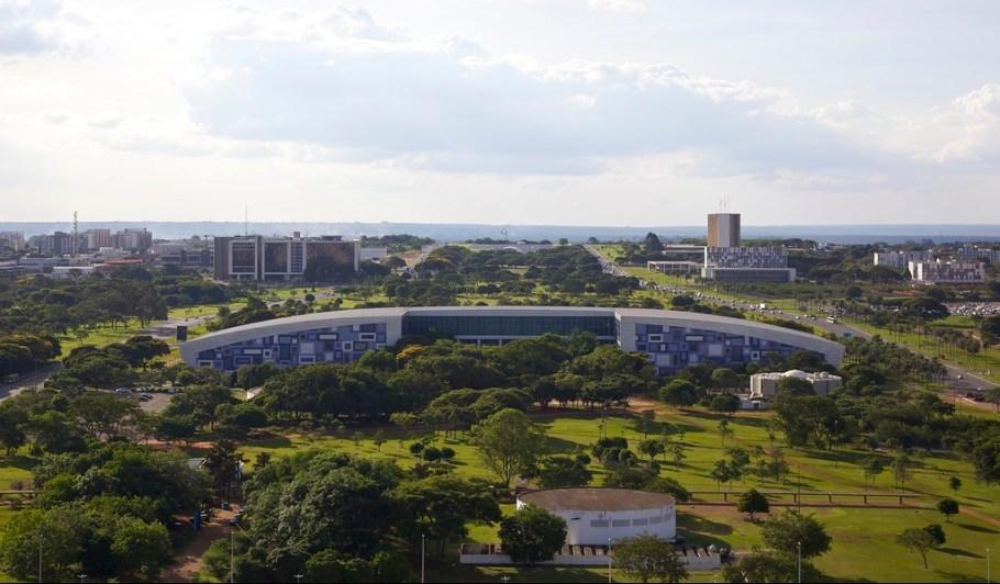 Funarte e Centro de Convenções Ulysses Guimarães - Bernadete Alves