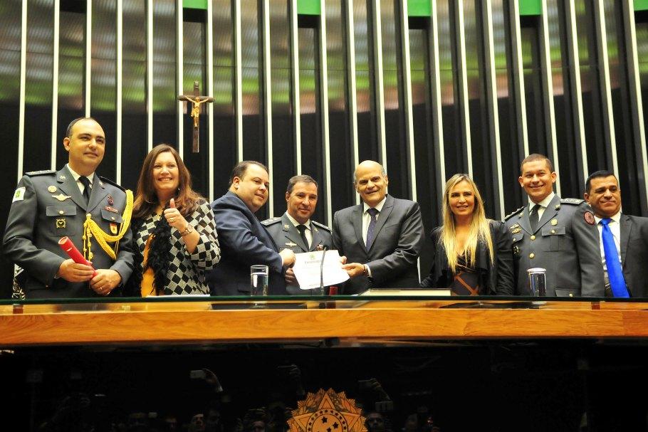 Dia do Bombeiro é comemorado em Sessão Solene na Câmara - Bernadete Alves 01
