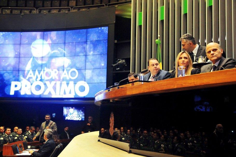 Dia do Bombeiro é comemorado em Sessão Solene na Câmara - Bernadete Alves 1