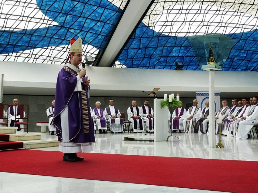 Dom Sérgio da Rocha - nomeado para Organismo da Santa Sé - Bernadete Alves