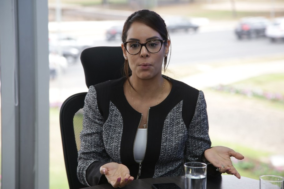 Mayara Noronha promove políticas públicas sobre aleitamento materno - Bernadete Alves