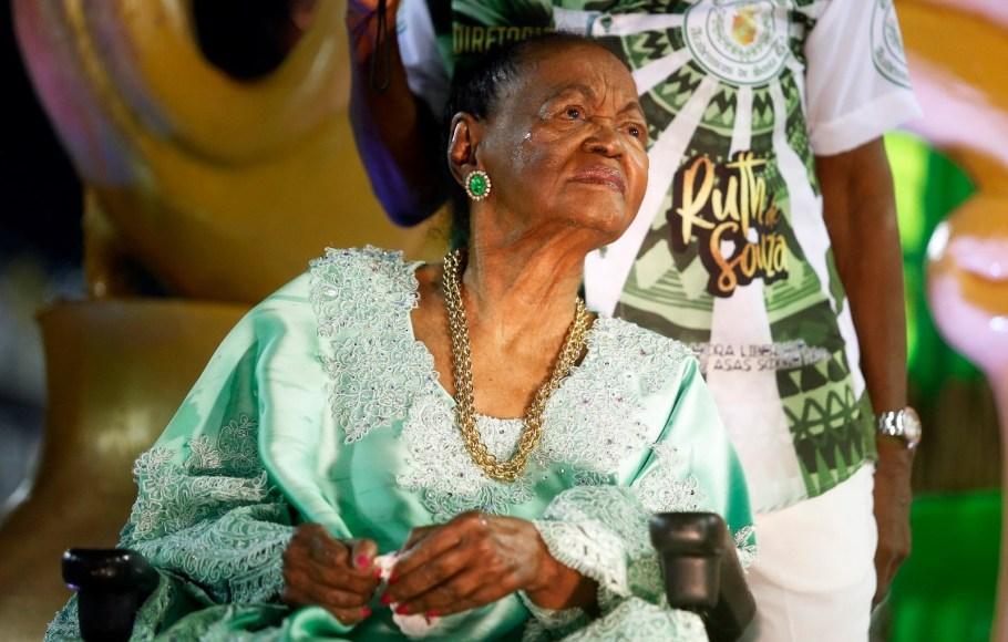 Brasil perde Ruth de Souza, a primeira-dama negra do teatro, do cinema e da televisão  - Bernadete Alves