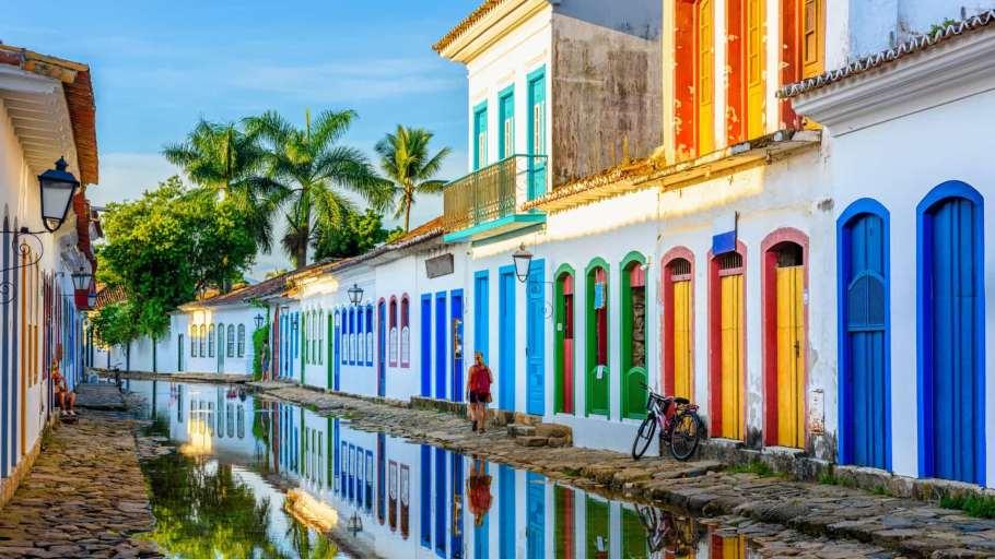 Paraty e Ilha Grande ganham reconhecimento da Unesco - Bernadete Alves