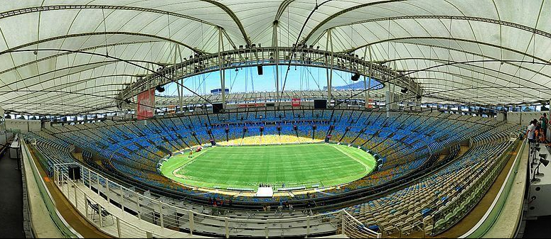 Final da Copa América - Maracanã - Bernadete Alves