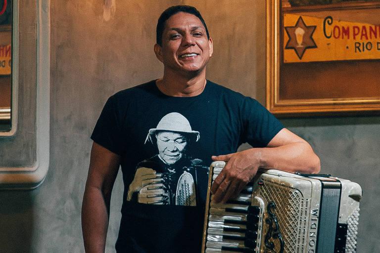 Targino Gondim - Empreendedor do Forro - força sertaneja - Bernadete Alves