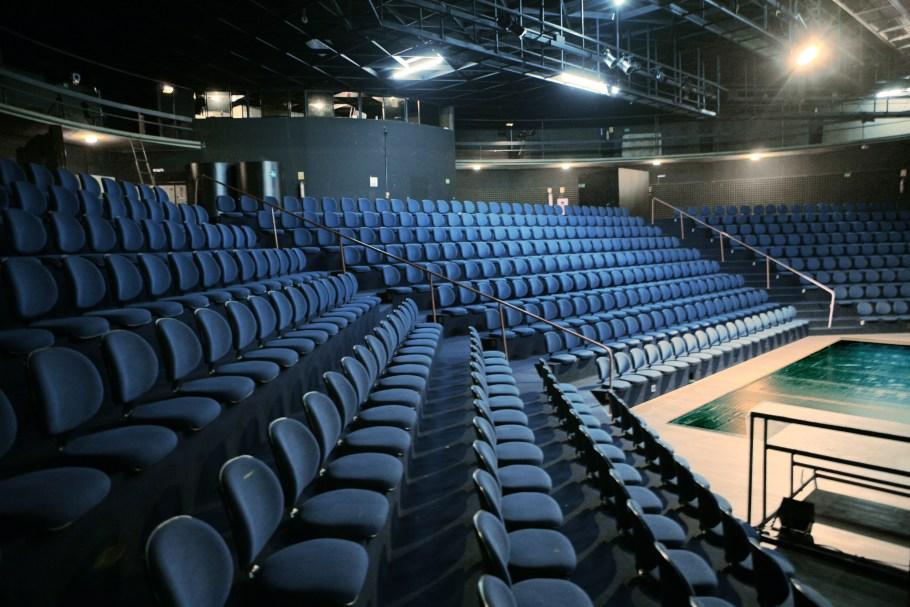 Teatro Plinio Marcos - Funarte Brasília - Bernadete Alves