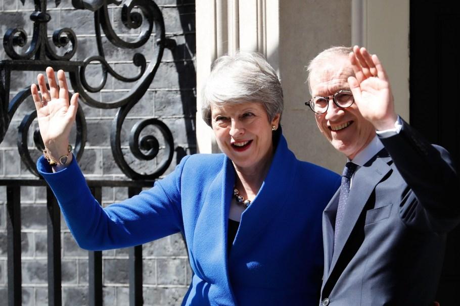 Theresa May se despede como premiê no Parlamento Britânico - Bernadete Alves