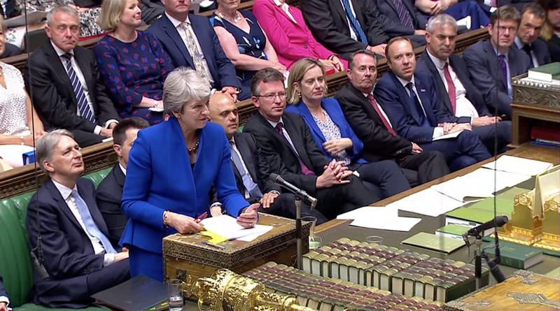 Theresa May se despede como premiê no Parlamento Britânico - Bernadete Alves.
