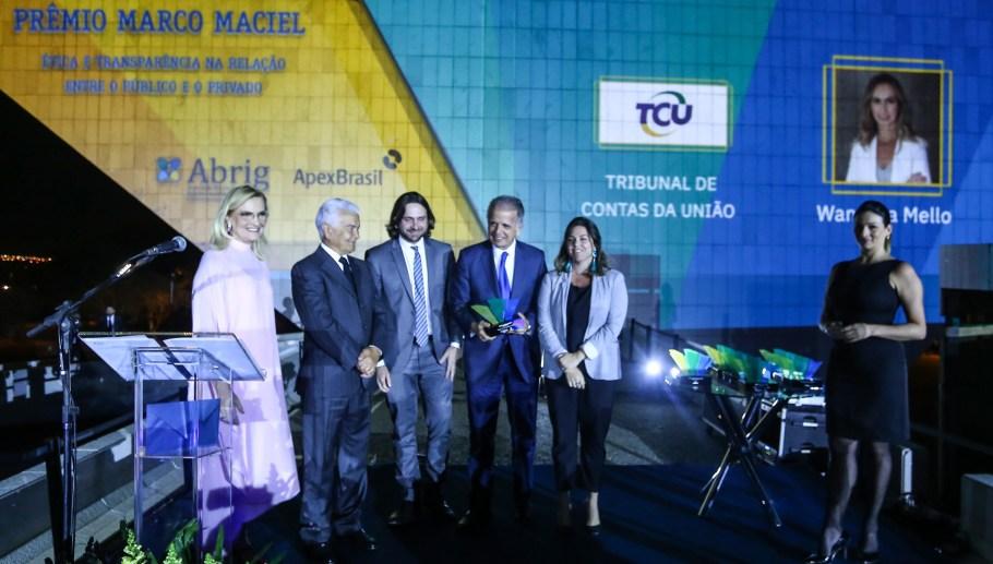 ABRIG entrega Prêmio Marco Maciel 2019 - Bernadete Alves