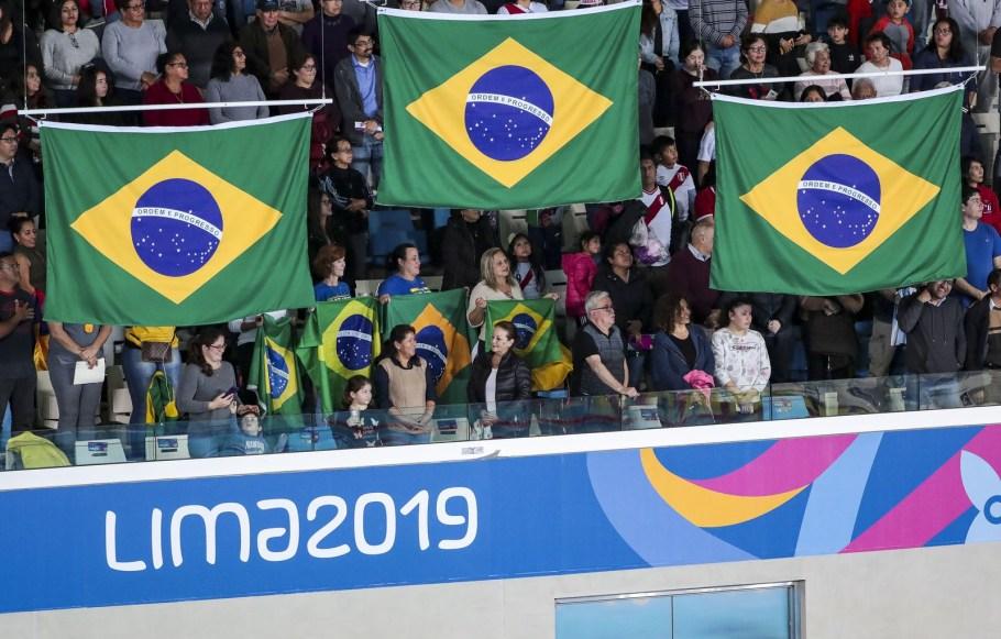 Brasiliense ganha ouro e quebra recorde no Parapan 2019 - Bernadete Alves