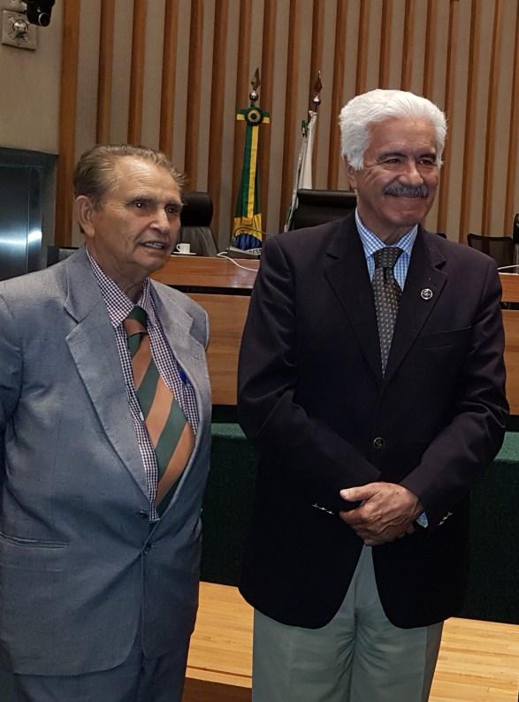 Adírson Vasconcellos e William Carvalho