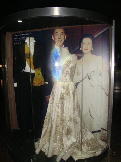 Presidente JK e Dona Sarah Kubitschek