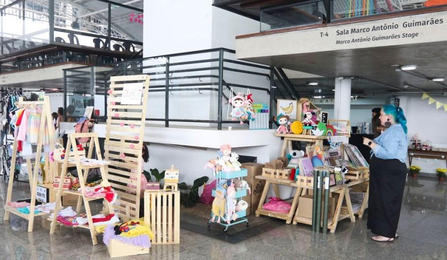 Rede Maternativa promove feira de mulheres empreendedoras em Brasília - Bernadete Alves