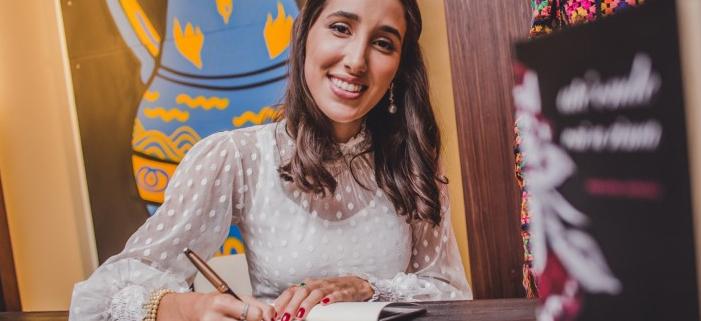 Advogada Fernanda Gontijo Gonzaga lança livro que questiona sentimentos -Bernadete Alves