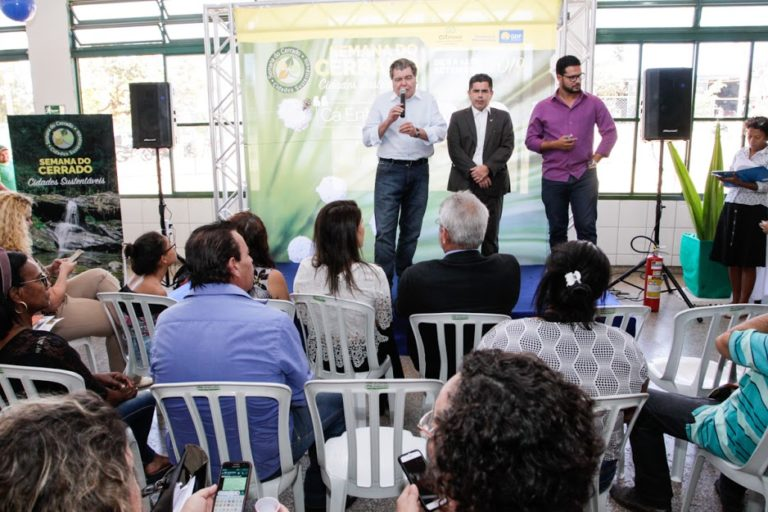 Dia do Cerrado é celebrado com almoço típico - Bernadete Alves