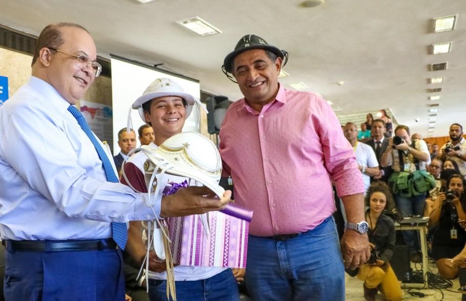 GDF lança o Feira Legal para melhorar os polos atrativos de consumo - Bernadete Alves