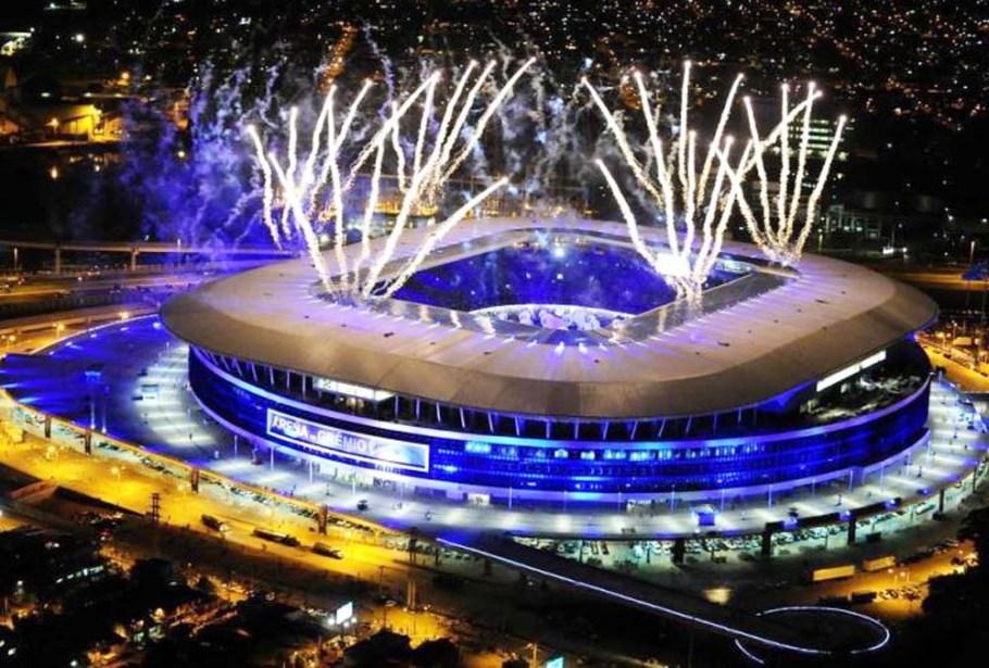 Grêmio festeja 116 anos de história vislumbrando futuro de glórias - Bernadete Alves