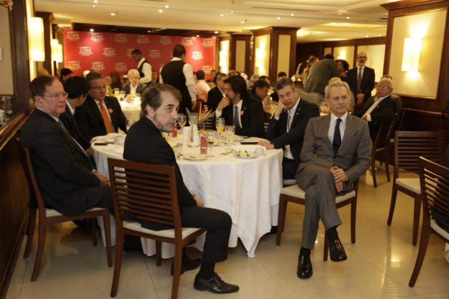 LIDE Brasília recebe presidente do BRB em almoço-palestra  - Bernadete Alves