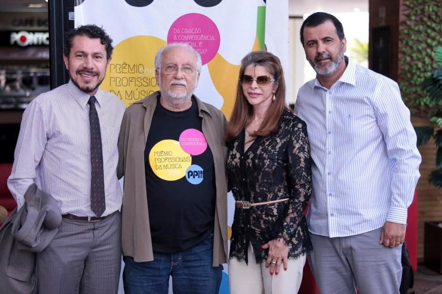 Prêmio Profissionais da Música  2018- Bernadete Alves